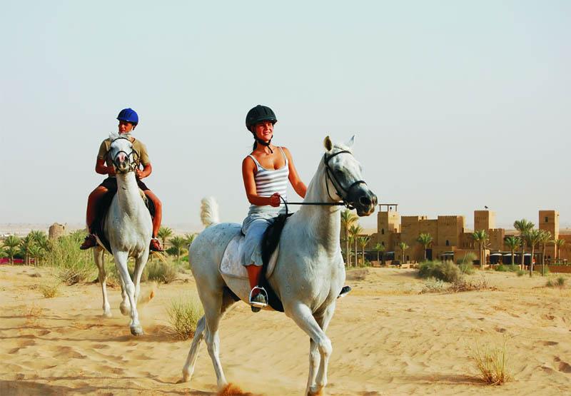 Arabian Horse Riding Bahrain - Book Now